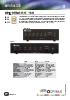 Amplificadores series / AM-30 /AM-60 / AM-120