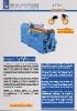 Roladora de 2 rodillos con rodillo de uretano - Modelo HCU