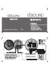 Amplificador estéreo - K855A