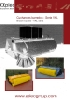 Barredoras de cucharón hidráulicas - serie VKL - cubierta abierta