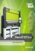 Plegadoras electrónicas E-Brake 50T-130T Ultra