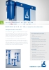 Secador de adsorción compacto CLEARPOINT AC 119-196
