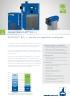 Secador frigorífico optimizado para sistemas de velocidad variable DRYPOINT RA eco
