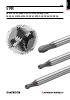 VFR - Gama de fresas para el mecanizado de aceros de gran dureza