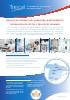 Flyer Servicio multimarca de calibración, mantenimiento y reparación de pipetas y equipos de volumen