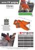 Demoledores orientables primarios-secundarios hidráulicos - serie FR Premiun - multiplicador de potencia - rotación 360º