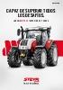 STEYR - Tractor Serie CVT