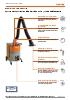 Sistema de aspiración - móvil MaxiFil con carbón activo