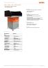 Sistemas de aspiración fijos Filter-Table - Ref.: 950 400 001
