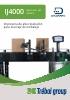 Impresora Alta Resolución para Marcaje Embalaje - IJ4000 Diagraph