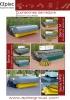 Barredoras de cucharón hidráulicas - series M y MFS - cubiertas abierta y cerrada
