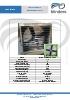 Ventilación HVLS Blind-Fan Box WA1400