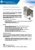 Sistema lubricador de cadenas electrostático