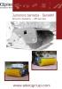 Barredoras de cucharón hidráulicas - serie MV - cubierta abierta