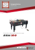 Formadora semiautomática de cajas BEM100