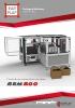 Formadora automática de cajas BEM200