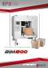 Insertadora de bolsas automática BIM800