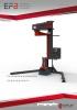 Envolvedora automática de brazo giratorio ARM2500