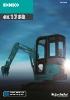 Catálogo Kobelco SK17SR3E