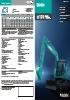 Catálogo Kobelco ED160 BLADE RUNNER
