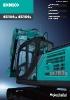 Catálogo Kobelco SK180