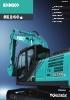 Catálogo Kobelco SK240SN