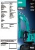 Catálogo Kobelco SK850
