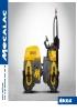 Catálogo compactadores MECALAC