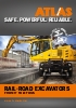 Catálogo Excavadoras Ferroviarias ATLAS GmbH