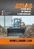 Catálogo Pala Cargadora Atlas GmbH L160