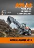 Catálogo Pala Cargadora Atlas GmbH L210