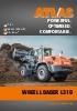 Catálogo Pala Cargadora Atlas GmbH L310