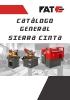 Catálogo general fat soluciones de corte slu