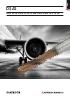 Brocas DSAS - De metal duro para materiales termoresistentes