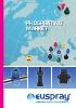 Boquillas y accesorios para la fosfatación