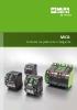 Módulo de Protección Inteligente 24V DC MICO - Murrelektonik