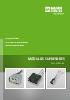 Supresores para Motores y Contactores - Murrelektronik