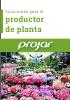 Soluciones para el productor de planta ornamental