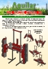 Despuntadora de agave DAG - 300