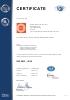 Certificado ISO 9001 - DQS