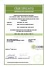 Certificado ISO 14001 - IQNet