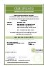 Certificado ISO 14001 - DQS