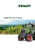 Tractores 200 Vario V F P