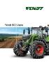 Tractores 800 Vario