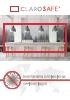 CLAROSAFE - Mamparas protectoras de cristal Anti-Covid19