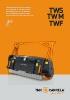Trituradoras hidráulicas|Cargadoras|Minicargadoras
