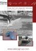 Hojas angledozer - angulación horizontal hidráulica - serie VH