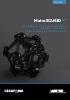 MetraSCAN BLACK: ESCÁNER 3D Y CMM PORTÁTIL, RÁPIDO Y PRECISO PARA EL ÁREA DE PRODUCCIÓN