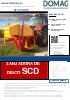Zanjadora de disco SCD