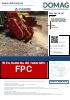 Trituradora de tocones FPC